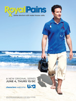 Royal Pains- Seriesaddict